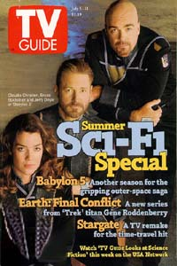 B5 TV Guide Cover