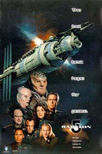 Babylon 5 First Season Poster