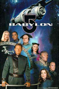 Babylon 5 Second Season Poster